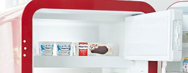 내부 냉동실