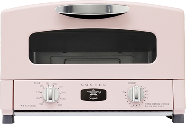 toaster color pink